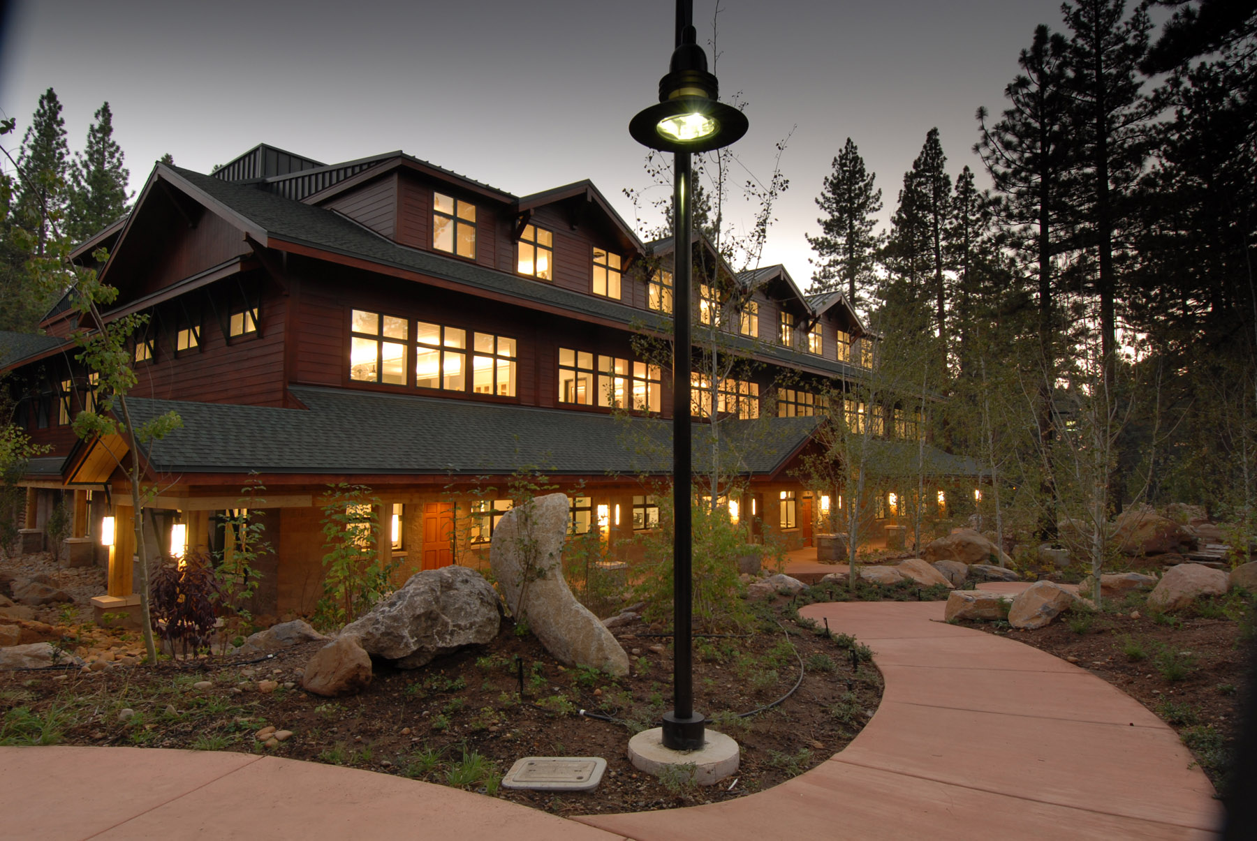 Tahoe Center for Environmental Sciences