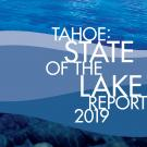 Cover of the State of the Lake Report 2019